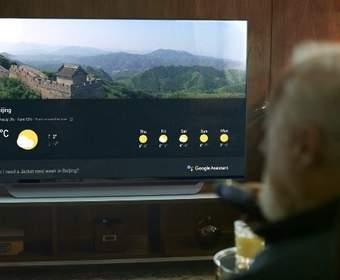 Телевизоры LG 2018 года становятся быстрее и умнее с помощью Google Assistant и Alexa