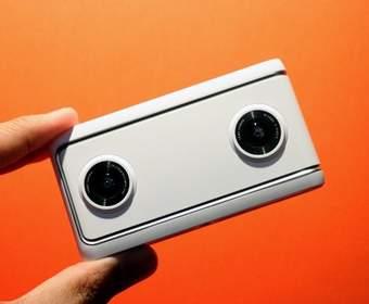 Камера Lenovo VR с Daydream теперь доступна для предварительного заказа