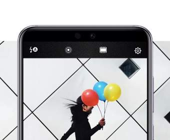 Вы можете отключить надрез на Huawei P20