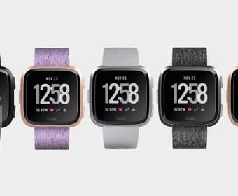 Fitbit запускает умные часы, которые дешевле и меньше своих собратьев