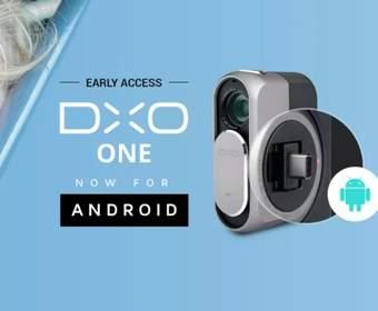 Камера DxO One теперь доступна для Android