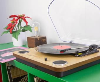 ION MAX LP — новый способ слушать музыку по-старому
