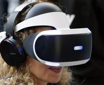 Продажи гарнитуры PlayStation VR превзошли ожидания Sony