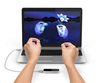 Leap Motion анонсировала новую платформу дополненной реальности с отслеживанием движений рук