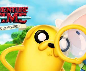Обзор игры Adventure Time: Finn and Jake Investigations