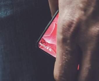 Создатель Android дразнит нас изображением своего нового смартфона
