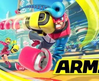 Обзор игры ARMS: самый необычный файтинг последних лет