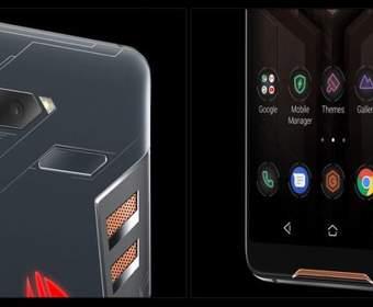 Представлен самый мощный Android-смартфон с вентилятором для охлаждения