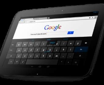 Google и Samsung готовят второе поколение планшетов Nexus 10