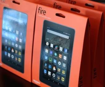 Amazon показала планшет за $50