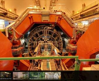 ЦЕРН открыл свои двери для Google Maps Street View