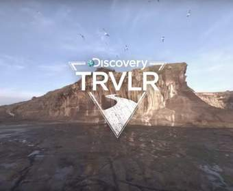 Discovery и Google сняли VR-сериал про кругосветное путешествие