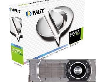 Palit GeForce GTX TITAN 6GB: мощь суперкомпьютера в вашем игровом ПК