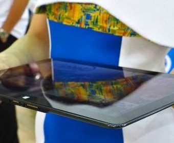 Broadwell-планшет Intel Llama Mountain оказался тоньше iPad Air