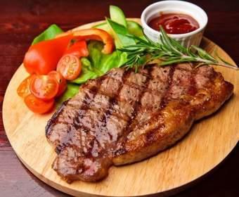 Искусственное мясо, которое по вкусу не отличается от настоящего