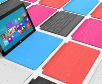 Мини-планшеты Surface на базе Intel и Nvidia ожидаются в июне
