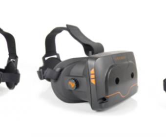 Гарнитура виртуальной реальности Totem ищет поддержку на Kickstarter