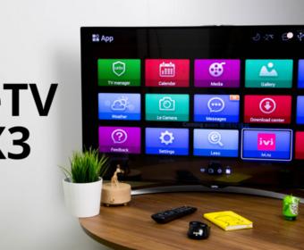 Обзор телевизора LeTV X3 на Android