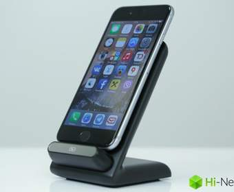Аксессуары от компании Promate: беспроводная зарядка для iPhone стала реальностью