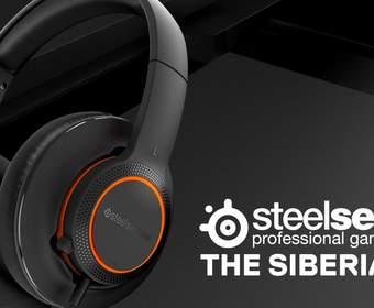 Обзор игровой гарнитуры SteelSeries Siberia 100
