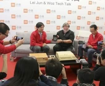 Соучредитель Apple продвигает смартфоны китайского бренда Xiaomi