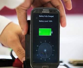К 2016 году израильский стартап выпустит батарею смартфона с зарядкой за 30 секунд