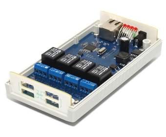 Интернет реле Rodos-10 – умный дом своими руками