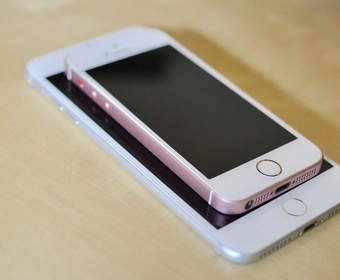 Преимущества iPhone SE