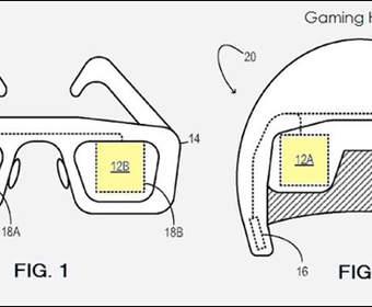 Microsoft сейчас патентует свой игровой шлем