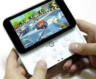 В какой части квартиры играют в мобильные игры?