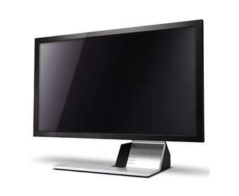 4 монитора Acer линейки S c диагональю от 20 до 27 дюймов