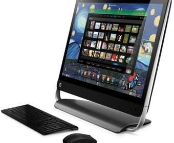 HP Z1: первый моноблок, в котором можно самому менять начинку