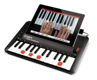 iPad Piano Apprentice для будущих виртуозов