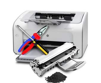 Основные поломки современных принтеров