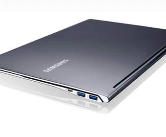 Samsung продемонстрировала ультрабук Series 9 на базе Ivy Bridge