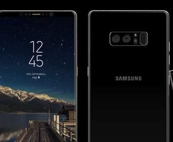 Samsung Galaxy Note 8 – новый стильный флагман!