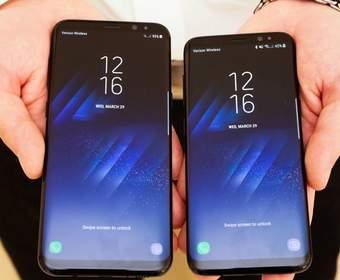Небольшой обзор смартфона Samsung Galaxy S8