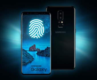 Знакомство с новым Samsung Galaxy S9