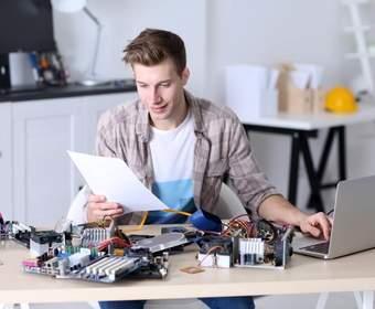 Компьютерный мастер на дому