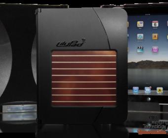 LilyPad: Чехол для iPad с USB- и HDMI-выходами