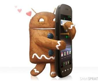 LG Optimus 3D и HTC Desire Z переходит на Android 2.3 Gingerbread