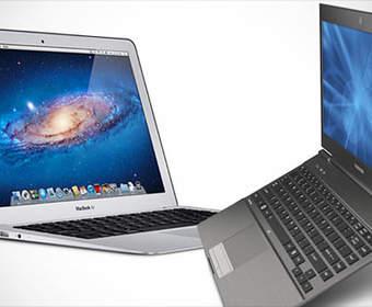 Ультрабуки с Windows весьма дороги, чтобы стать конкурентами MacBook Air