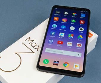 Обзор смартфона Xiaomi Mi Max 3
