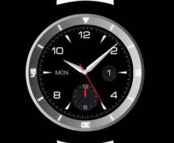 LG представят умные часы с круглым дисплеем на выставке IFA 2014