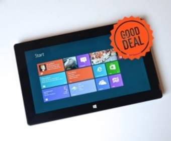 Microsoft Surface Pro теперь стоит 369 евро