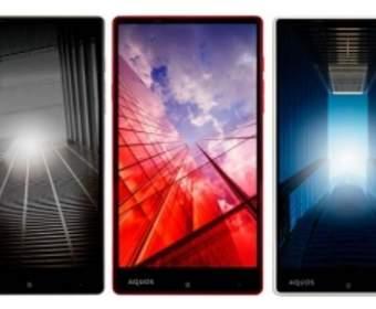 Sharp представили смартфоны с камерой, снимающей со скоростью 2100 кадров в секунду