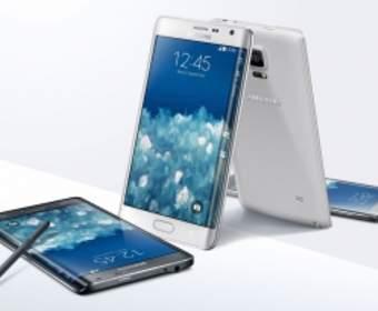 Смартфон Samsung Galaxy 6 Edge будет иметь изогнутый дисплей