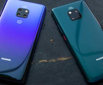 Обзор популярного смартфона Huawei Mate 20 Pro