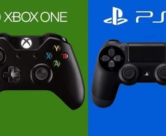 Xbox One vs PS4: война консолей началась!
