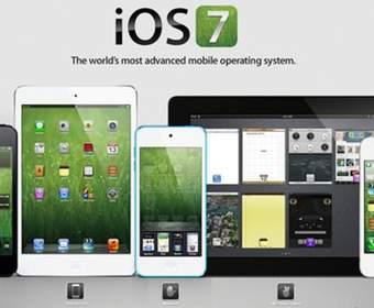 Новый интерфейс позволит улучшить производительность платформы iOS 7